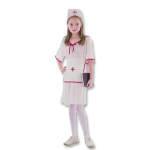 Fato Enfermeira Cruz, criança
