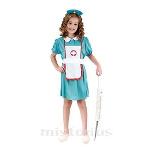 Fato Enfermeira Menina