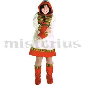 Fato Esquimó Menina, criança