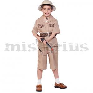 Fato Explorador, Criança
