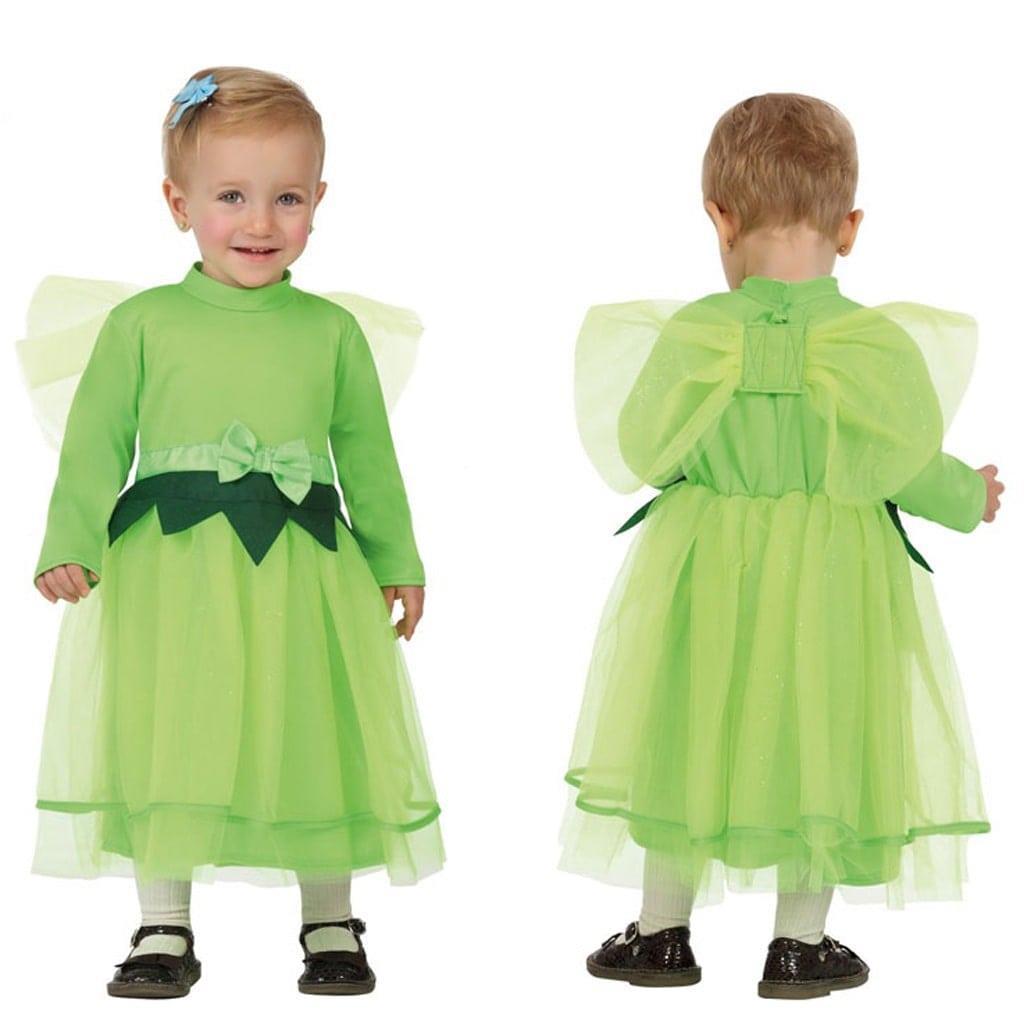 Fato Fada Verde Bebé