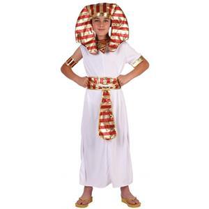 Fato Faraó, criança