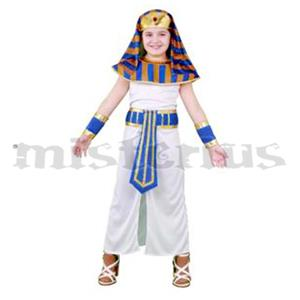 Fato Faraó Menina, criança