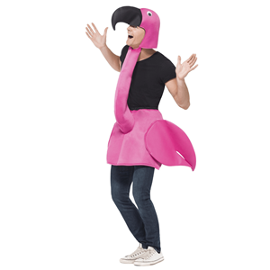 Fato Flamingo, Adulto