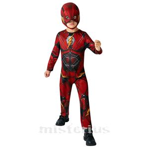 Fato Flash, Criança