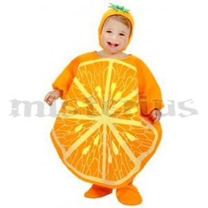 Fato Fruta Laranja, bebé