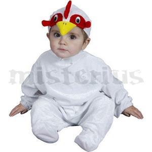 Fato Galo Branco, bébé