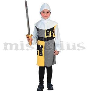 Fato Guerreiro Medieval, Criança