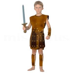 Fato Guerreiro Romano, criança