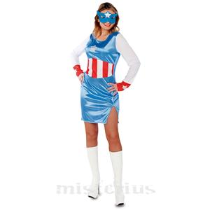Fato Heroína Americana, Adulto
