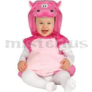 Fato Hipopótamo Rosa, Bébe