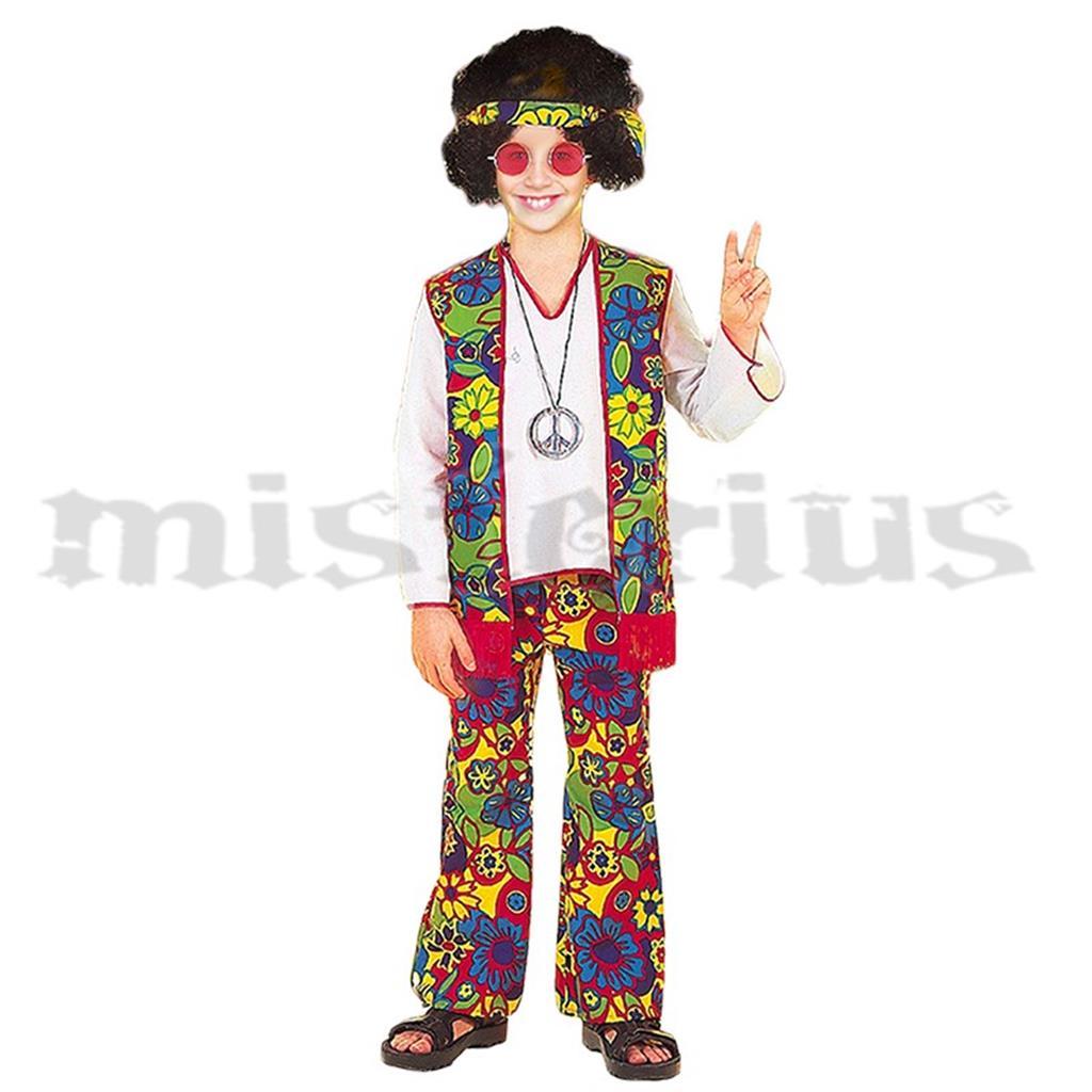 Fato Hippie Colorido, Criança