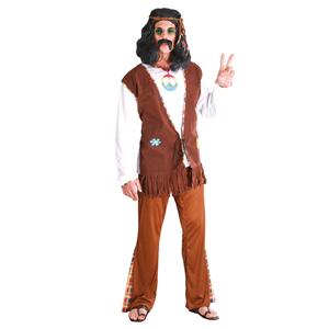 Fato Hippie Paz