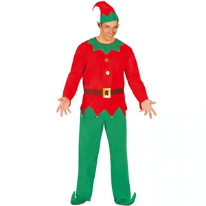 Fato Homem Elfo