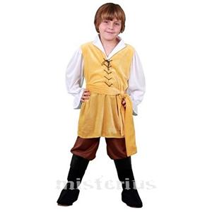 Fato Hospedeiro Medieval, Criança