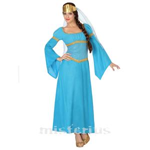 Fato Imperatriz Medieval