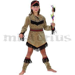 Fato India tribo, Criança