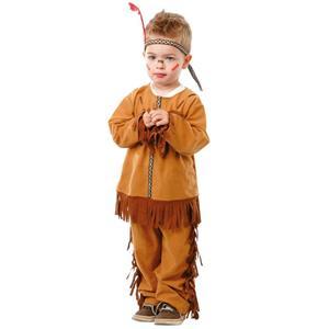 Fato Indio Apache, bebé