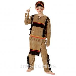 Fato Indio Tribo, Criança