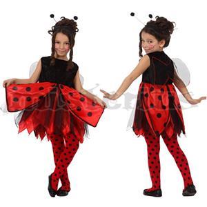 Fato Joaninha Bailarina, criança