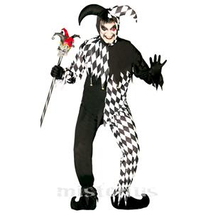 Fato Joker Negro