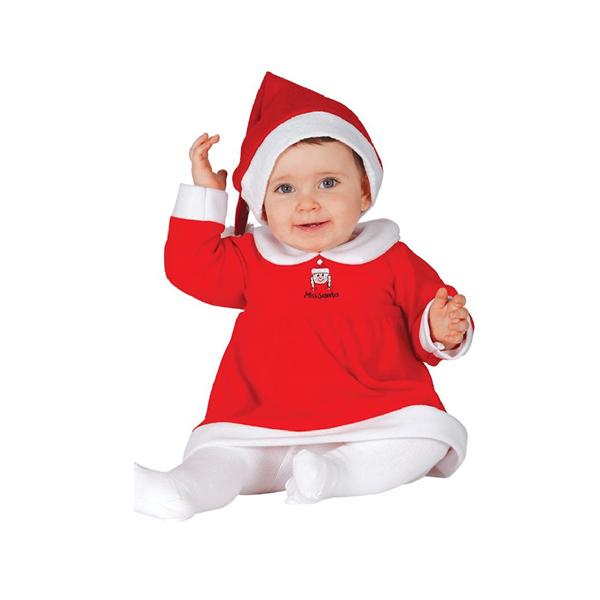 Fato Mãe Natal Bebé