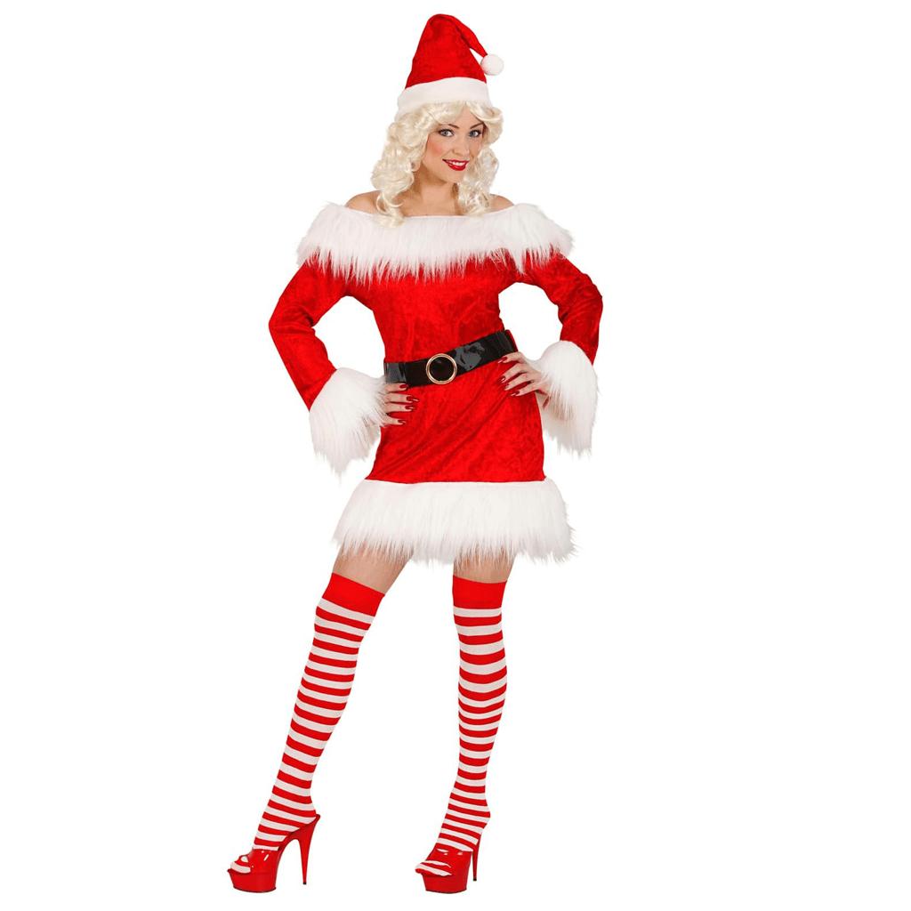 Fato Mãe Natal Sexy, Adulto