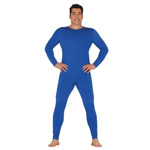Fato Maillot Azul, Homem