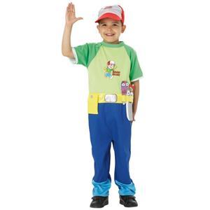 Fato Manny Mãozinhas, criança
