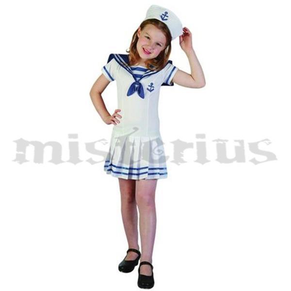 Fato Marinheira, criança