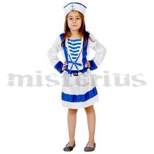 Fato Marinheira Menina, criança