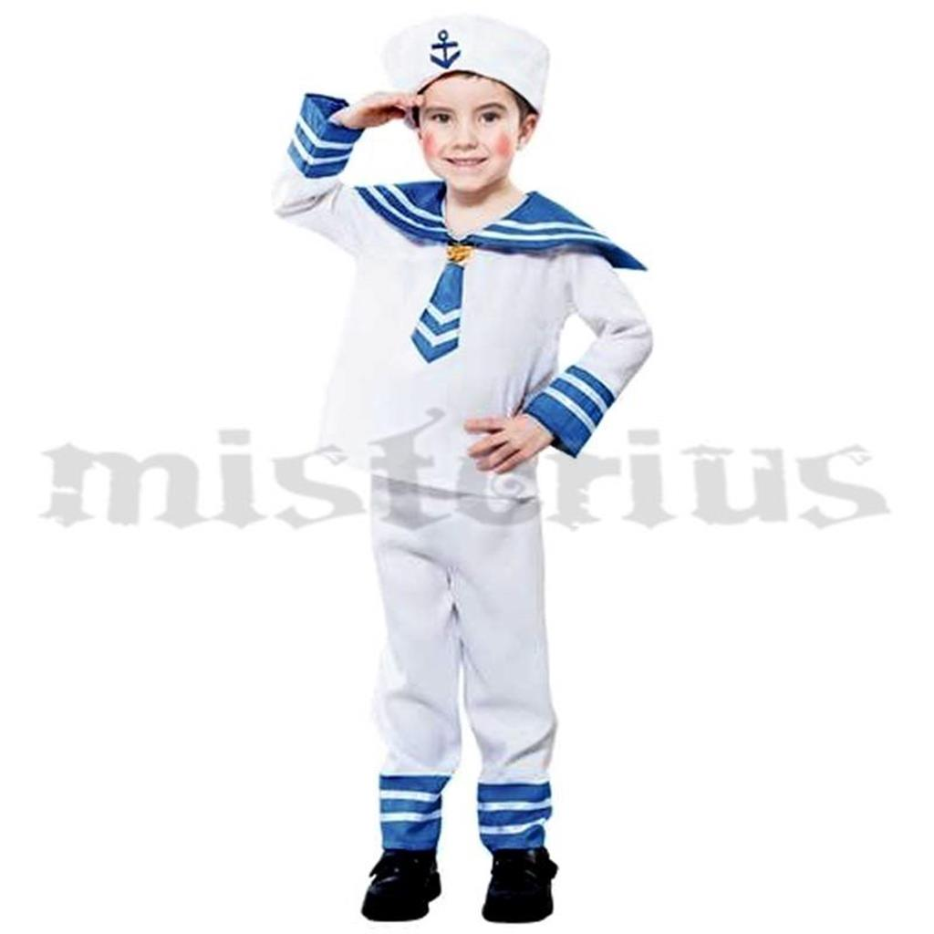 Fato Marinheiro Âncora, criança