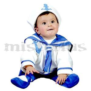 Fato Marinheiro, bebé