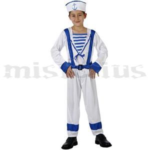 Fato Marinheiro Riscas, criança