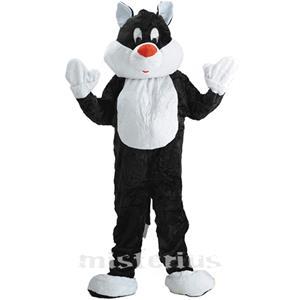 Mascote Gato Silvestre