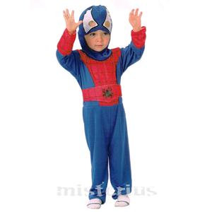 Fato Menino Aranha, Criança