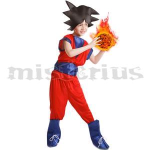 Fato Menino Son Goku