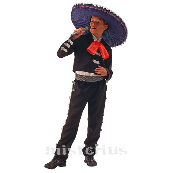 Fato Mexicano Cantor, Criança