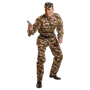 Fato Militar, Adulto
