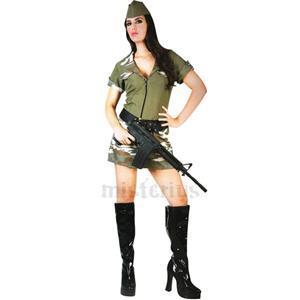Fato Militar Sexy