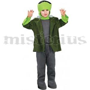 Fato Mini Frankenstein, criança