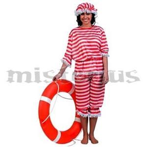 Fato Nadadora Banhista