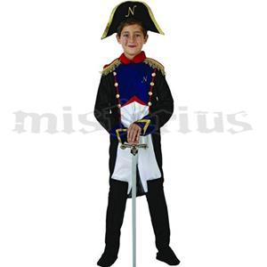 Fato Napoleão, criança