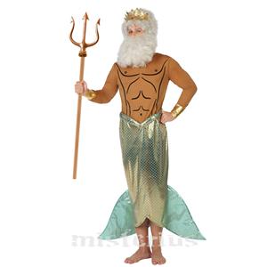 Fato Neptuno do Mar, Adulto