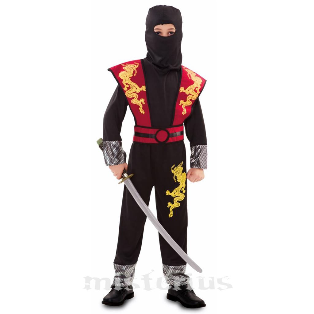 Fato Ninja Dragão, Criança