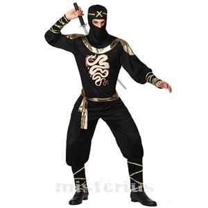Fato Ninja Serpente