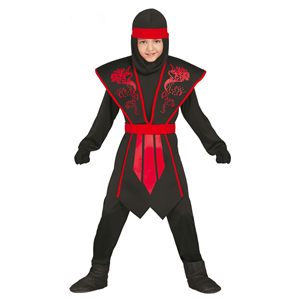 Fato Ninja Sombra