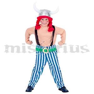 Fato Obelix, criança