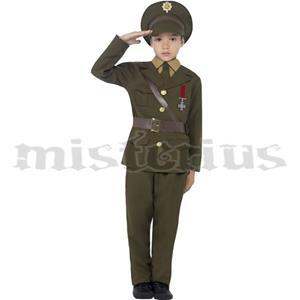 Fato Oficial Exército, criança