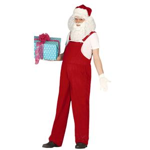 Fato Pai Natal Adulto